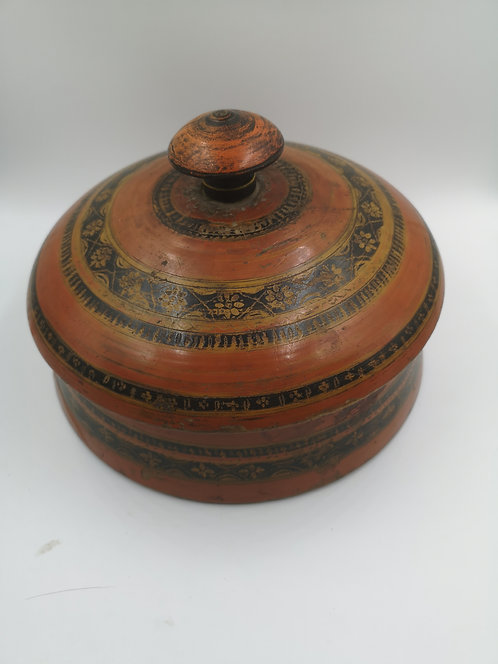 Afghan big spice box