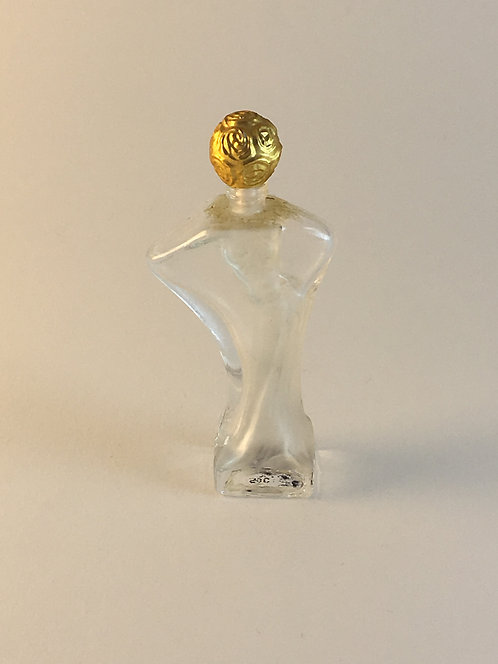Daliflor Old Mini Perfume Bottle