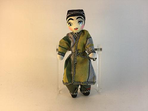 Uzbek Hand Made Traditional Man Doll