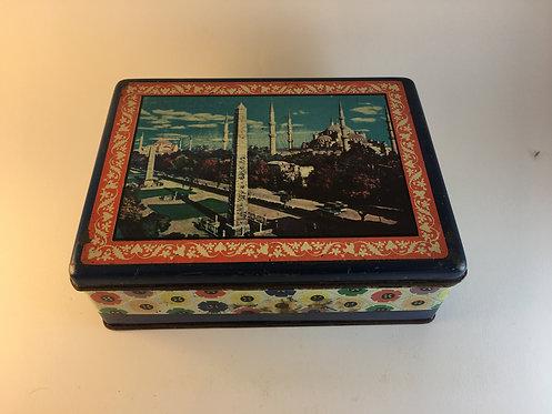 Istanbul Sultanahmet Turkish Chewing Gum Tin