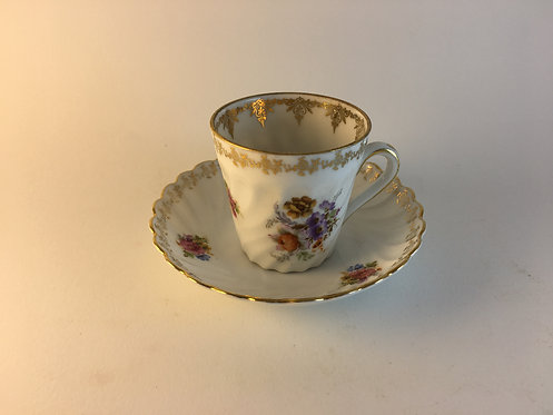 Vienna Porcelain Coffee Cup