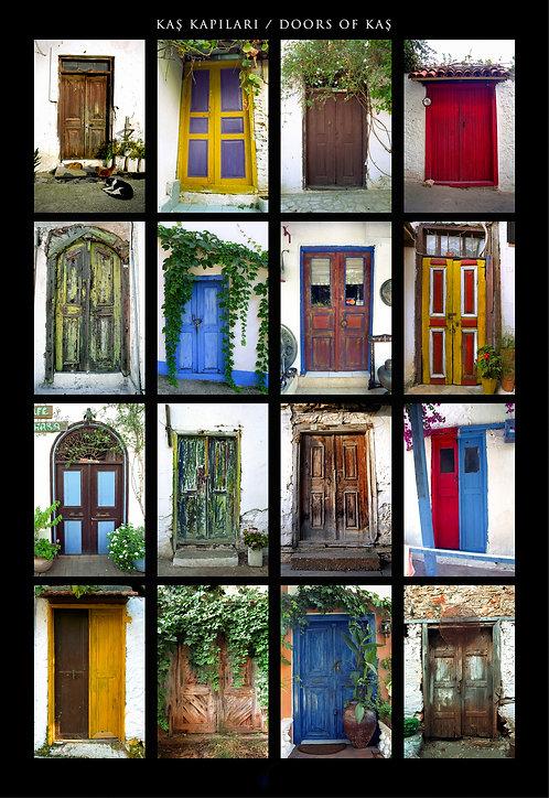 Doors of Kaş