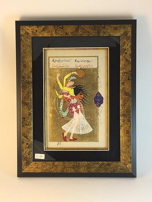 Ottoman Dancer Rakkase