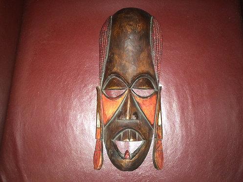 Kenya Ebony Mask