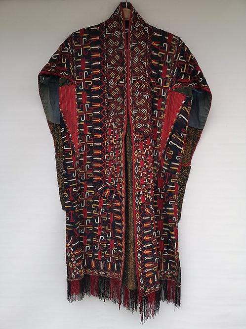 1830's Turcoman Silk Chirpy