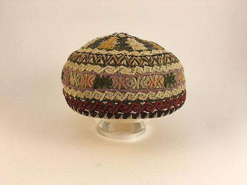 Turcoman Yomuth Hat