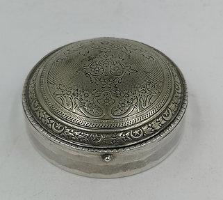 Ott 925 silver pill box