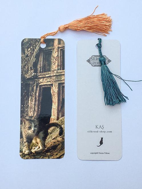 Lycian Rock Tomb Bookmark