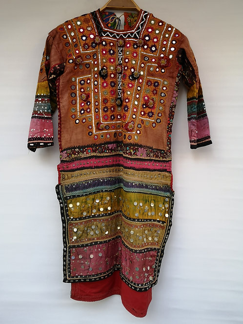 Pakistan Sindh Dadu wedding dress