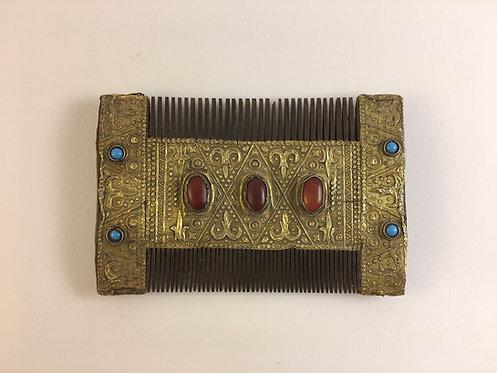 Turcoman Yomuth Silver Comb
