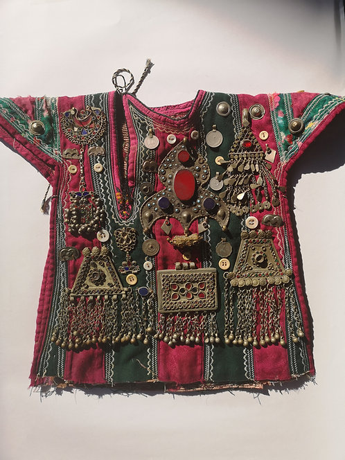 Afghan Children's dress