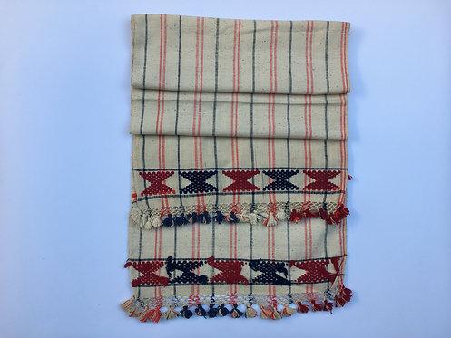 Hand Woven Ottoman Cotton Long Towel