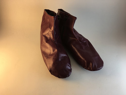 "Lambs Leather Soft Home Socks ""Mest"""