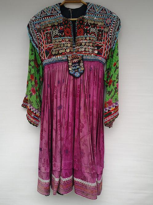 Afghan kutchi ethnic dress