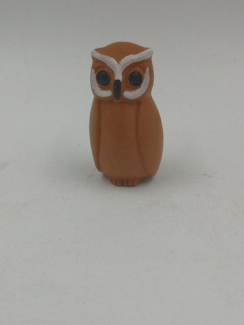 Terracotta owl