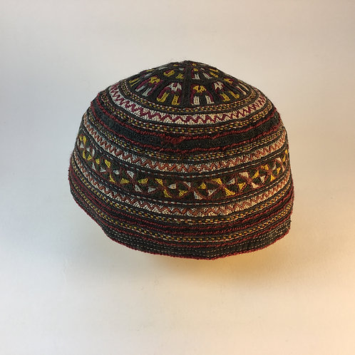 Turcoman Teke Baby's Hat