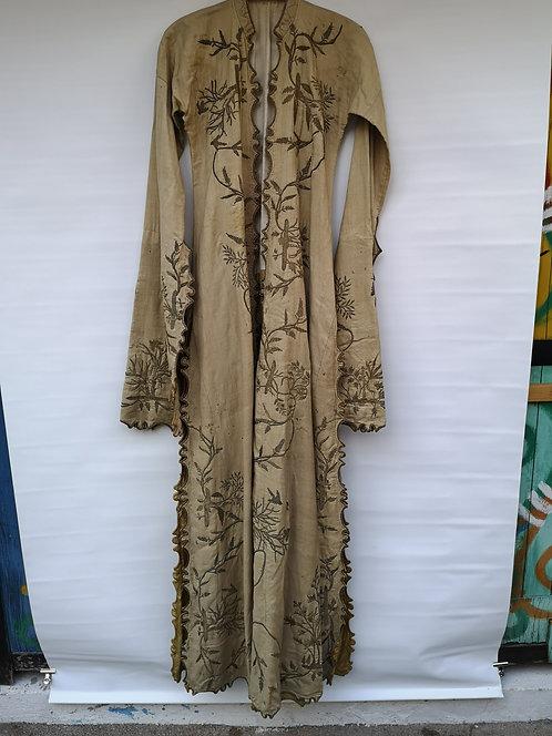 Ottoman early 19th century cotton dress