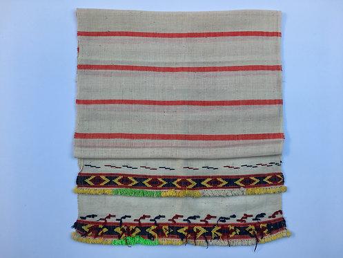 Hand Woven Turkish Cotton Long Towel