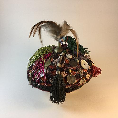 Turcoman Afghan Child's Hat