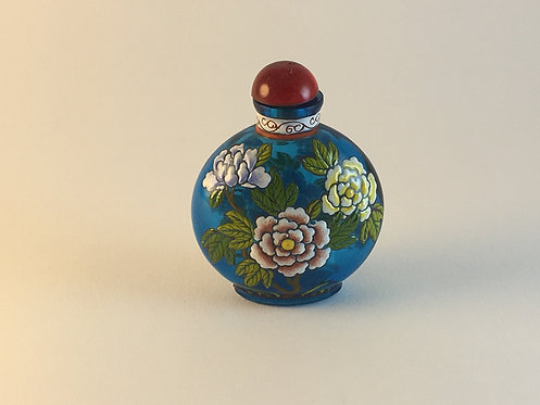Chinese Glass Perfume Bottle