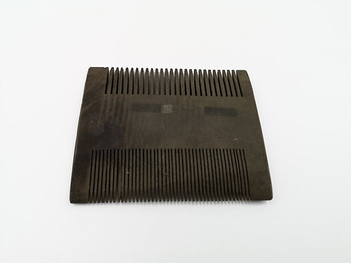 Old Ottoman wood comb