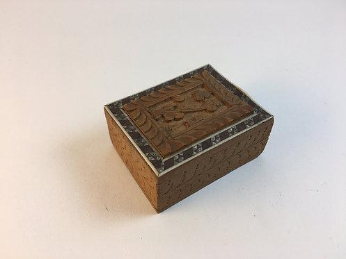 Inlaid Mini Box