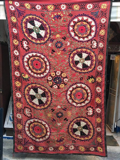 Uzbek Classic Old Suzani