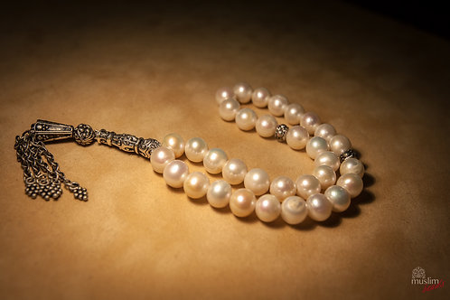 Pearl Prayer Bead
