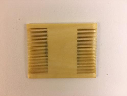 Ottoman Ivory Comb
