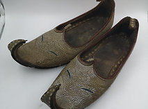 Afghan Women's Shoes