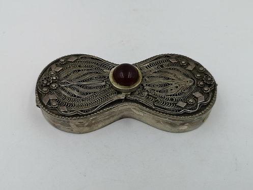 Ottoman filigree 925k silver box