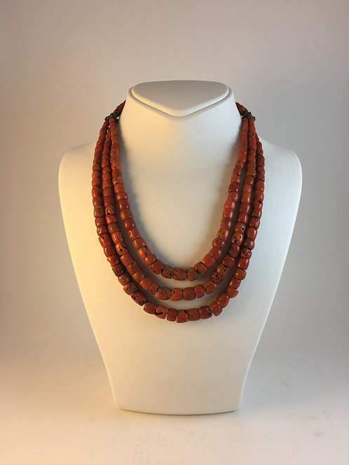 Ottoman Coral Necklace