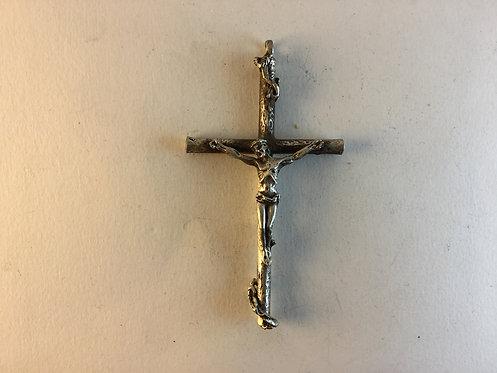 Christian Minority Turkish Silver Pendant Cross