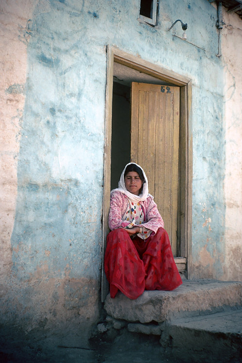 Arabic Woman in Turkey