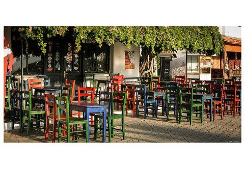 Mavi Bar Chairs