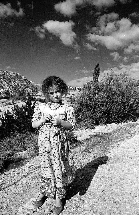Hakkari Girl