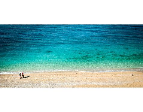 Kaputaş Beach Walk