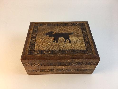 Japanese wood Box
