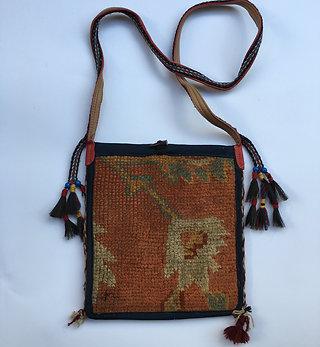 Old Turkish Carpet Shoulder Bag