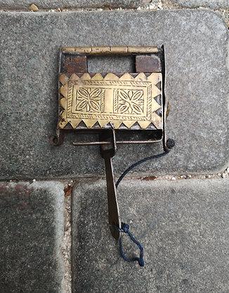 Moroccan padlock