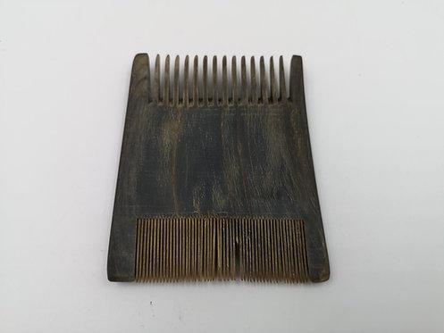 Ottoman horn comb