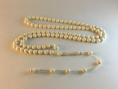 Ivory 99 Prayer Bead
