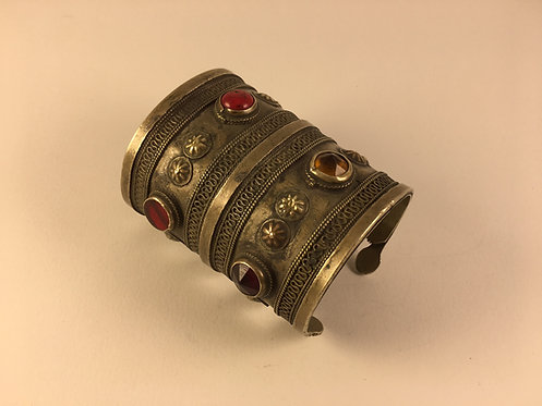 Afghan Alpaka Kutchi Bracelet