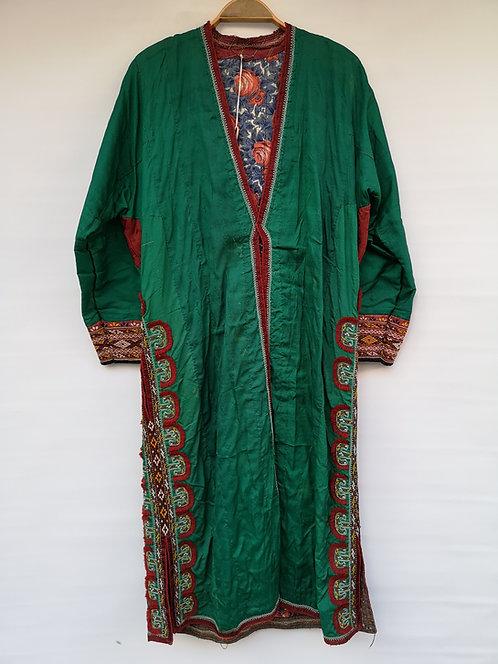 Turcoman Silk women's khaftan