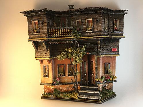 Istanbul Old Kiosk House