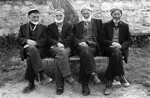Four Old Men