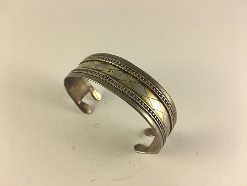 Turcoman Silver Bracelet
