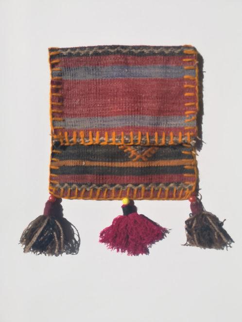 Kilim Sheppard's bag