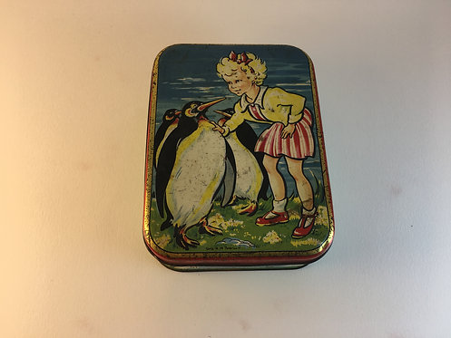 Edward Sharp and Sons Confectionery Tin