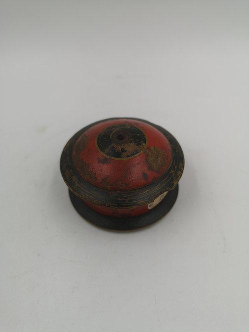 Afghan mini spice box